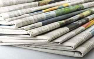 Economia: finanziamento  editoria  giornalismo
