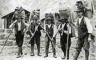 Storia: sale contrabbando garfagnana versilia