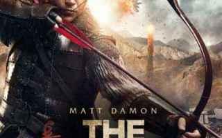 Cinema: the great wall cinema matt damon film