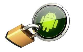 Android: password  dati  android  reset