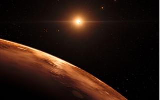 la NASA ha annunciato in una conferenza stampa la scoperta di un nuovo sistema solare con sette esop