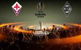 Europa League: europa league  fiorentina  borussia