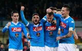 Serie A: calcio serie a campionato napoli