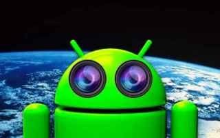 Tecnologie: android webcam cam telecamera
