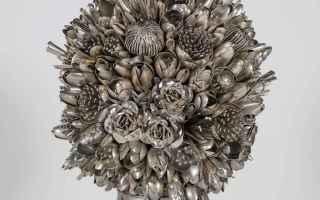 Arte: arte  scultura  fiori