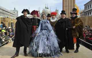 Gossip: carnevale  melissa satta  volo aquila  venezia