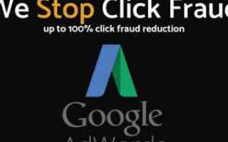 Web Marketing: adwords   click fraud