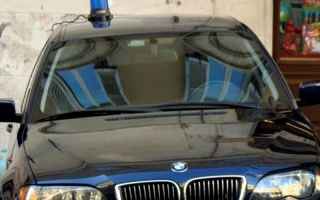 comune auto uso personale peculato