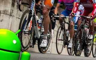 Ciclismo: ciclismo  android  bicicletta  sport