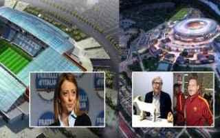 In attesa del definitiva via libera per lo Stadio di Tor di Valle, si infiamma il dibattito sugli st