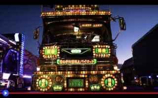 Automobili: giappone  trasporti  camion  arte  luci