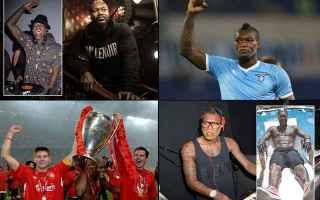 L'ex Lazio, Liverpool e Sunderland dopo laddio al calcio per linfortunio allanca che lo ha tenuto