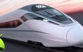 Viaggi: android  orari treni  treni  stazioni