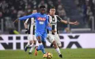 Coppa Italia: juventus -napoli  polemiche
