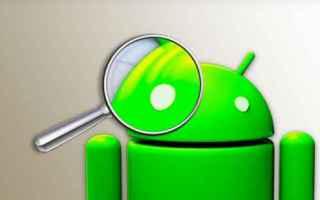 App: android utility applicazioni lente