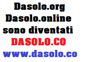 Siti Web: dasolo download web scaricare film libri