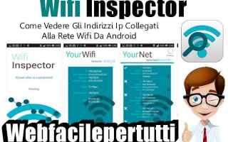App: app wifi inspector