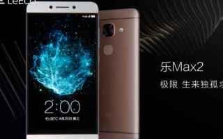 Cellulari: leeco le max 2  android nougat  le max 2