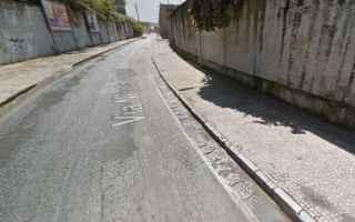 Napoli: pozzuoli  napoli  ambiente  rifiuti