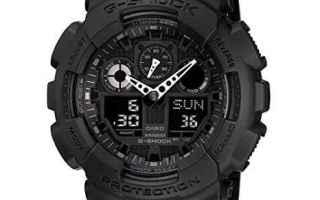 Hai mai pensato di acquistare un orologio militare che resista anche alle situazioni più avverse? I