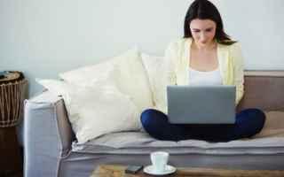 Lavoro: lavoro agile  legge  camera