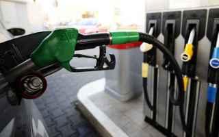 Automobili: prezzi benzina  benzina  distributori benzina