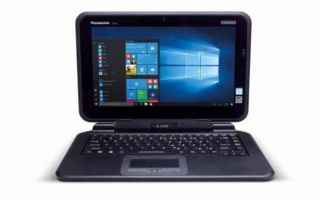 Tablet: panasonic  rugged  toughbook  toughpad