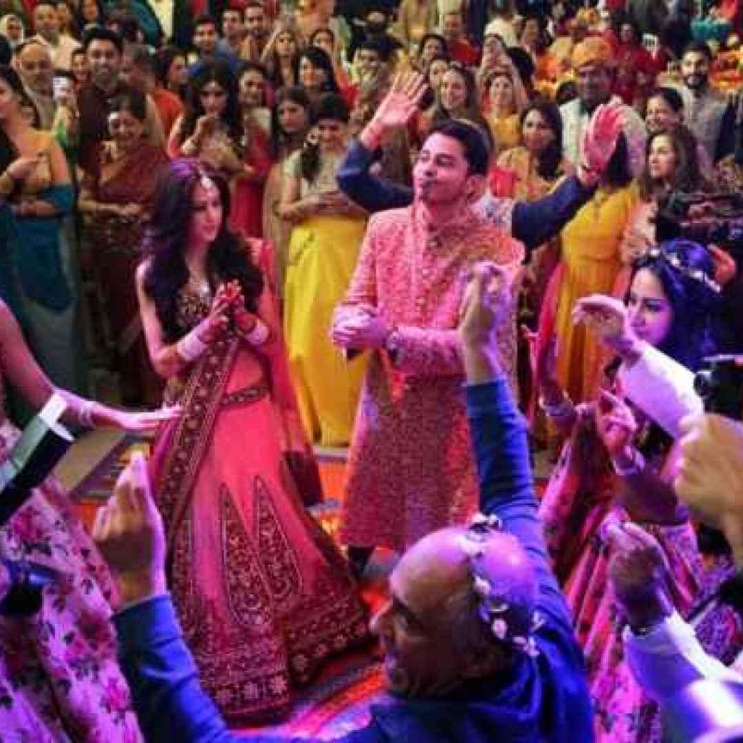 sprechi matrimoni india