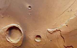 Astronomia: marte  esa  mars express