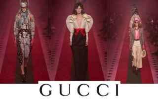 Moda: gucci  nuova collezione  primavera 2017