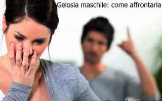 gelosia maschile  gelosia  geloso