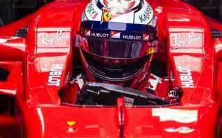 Formula 1: f1  ferrari  test  barcellona  raikkonen