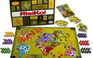 Giochi: risiko  gioco da tavolo  anni 80