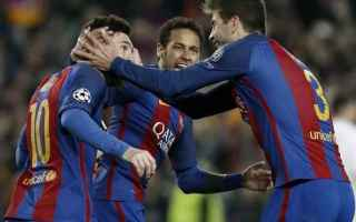 Champions League: barcellona  psg  rimonta  miracolo