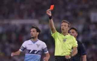 Serie A: juventus - milan  arbitro  polemiche