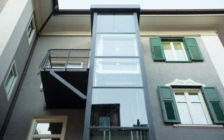 Casa e immobili: condominio  ascensore  barriere
