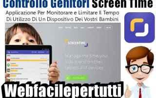 App: screen time parental control app