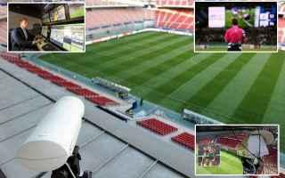 Il calcio inglese è pronto a introdurre la video tecnologia 'VAR'. Il consiglio della FA Cup si