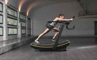 Fitness: technogym  ibm  coach virtuale