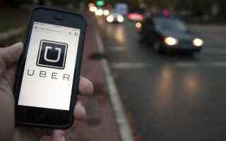 Automobili: uber  app