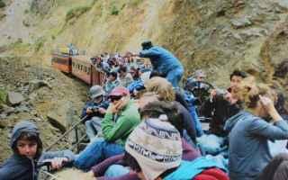 Viaggi: viaggio  treno
