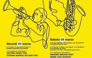 Musica: jazz  festival  mortara