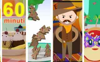 Video divertenti: cartoni animati  bambini  compilation