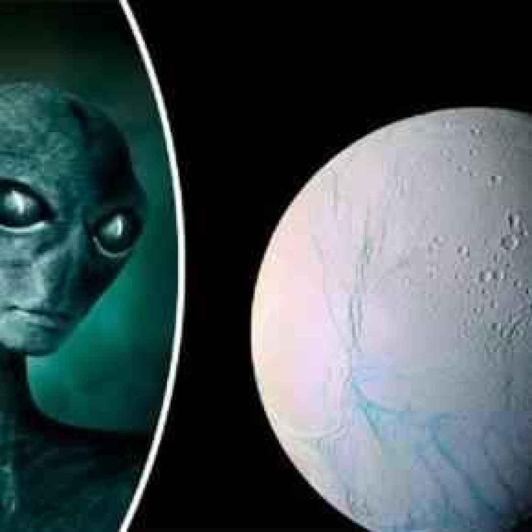 alieni  saturno  ufo
