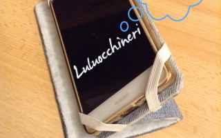 Gadget: porta cellulare  porta ipad  diy