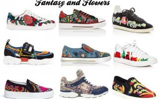 Moda: moda  tendenze  scarpe  sneakers