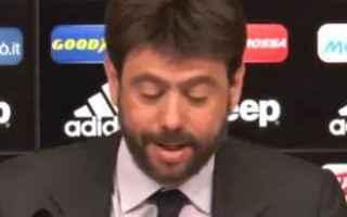 Serie A: agnelli  calcio  juventus  deferito