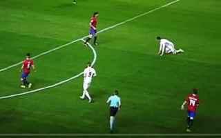 cristiano ronaldo  angelina jolie calcio