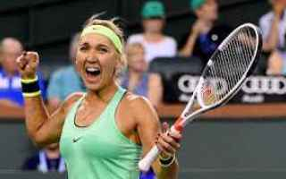 Tennis: tennis grand slam vesnina indian wells