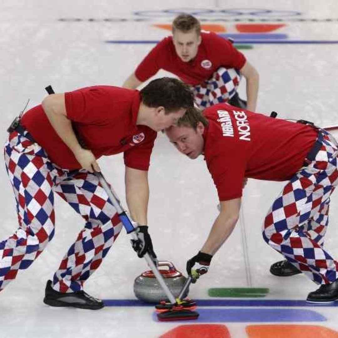 curling  sport  beatles  007